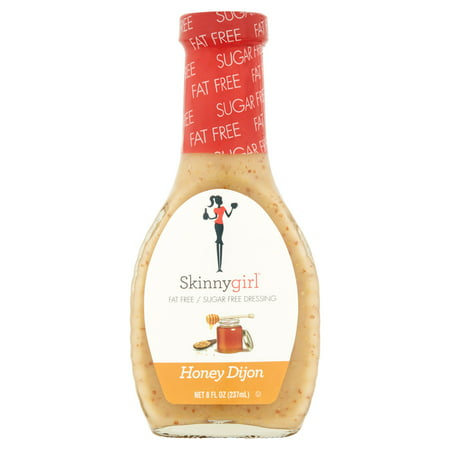 (3 Pack) Skinnygirl Honey Dijon Salad Dressing, 8 Oz