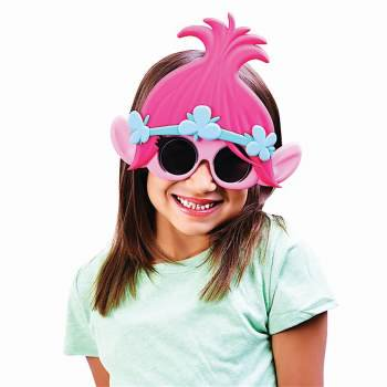 Sunglasses Trolls Poppy (Sunglasses Craft)