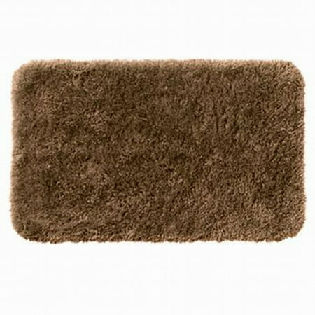 Apt 9 Latte Brown Throw Rug 20x32 Comforel Bath Mat