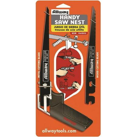 Drywall Keyhole Saw (SAW KEYHOLE W/SPR BLD 7-1/2IN)