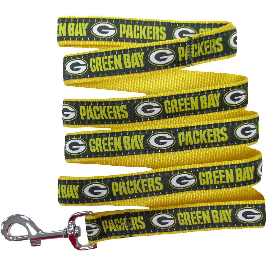 Pets First NFL Green Bay Packers Pet Leash