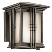 Kichler Portman Square 4915 Outdoor Wall Lantern