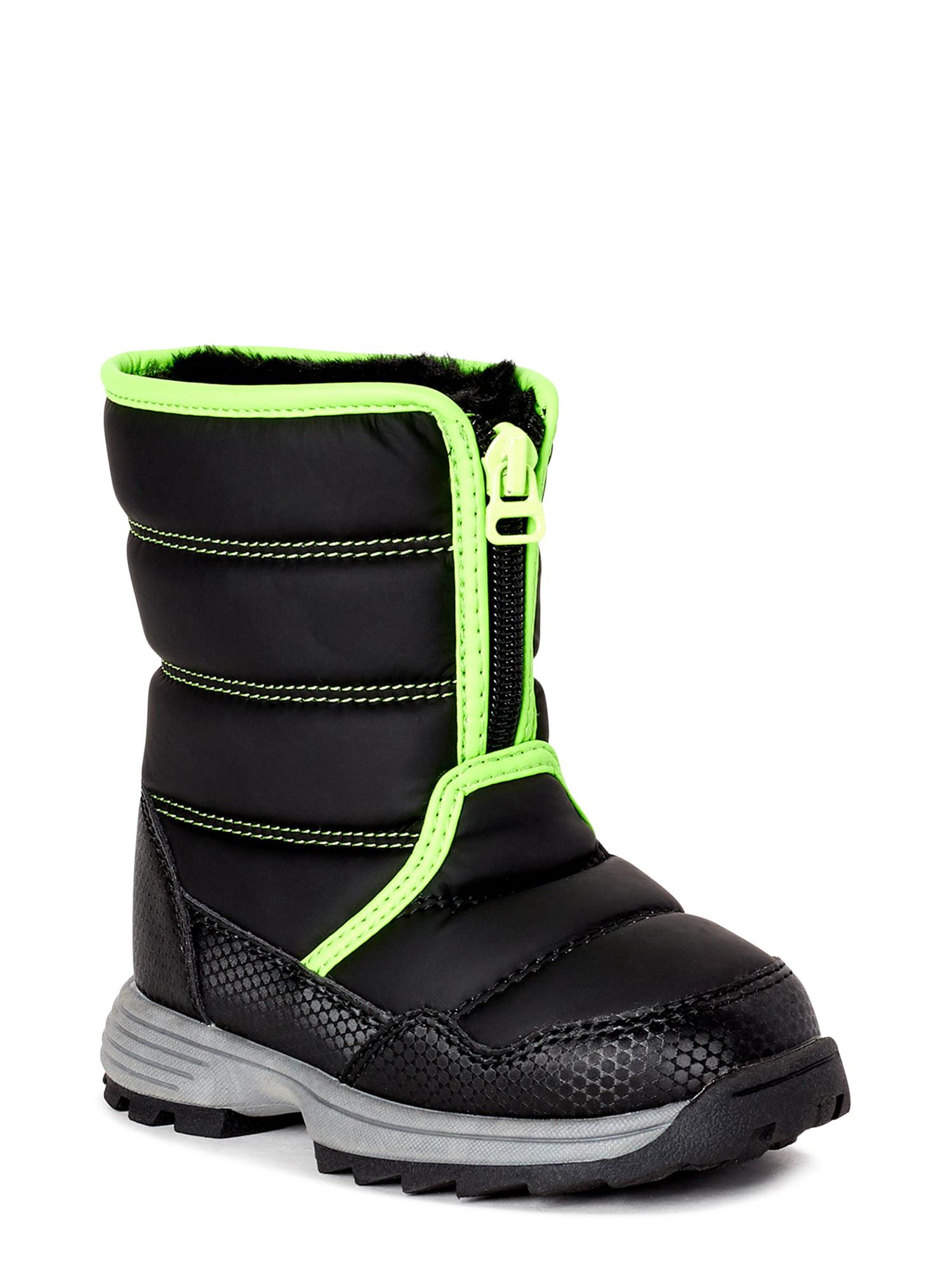 Wonder Nation Boys Winter Snow Boots