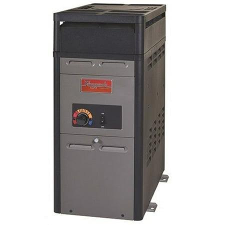 Raypak 014779 PR106AENC 105000 BTU Natural Gas Pool Heater Commercial Gas Pool Heater