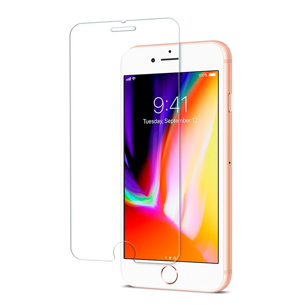 Premium Tempered Glass Screen Protector for iPhone 8 / 7 / 6s / 6