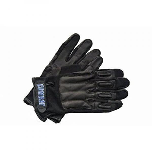Szco Supplies Leather SAP Gloves (Large)