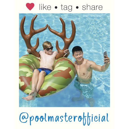 Poolmaster 48-Inch Swimming Pool Float Party Tube, - Party Tubes