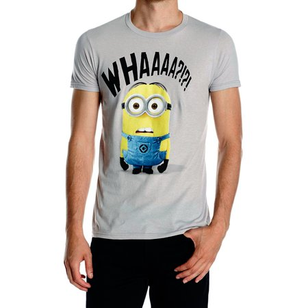 The Minions Dave Whaaaa Men's T-Shirt - One In A Minion Shirt