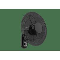 """Pelonis 16"""" 3-Speed Oscillating Wall Mount Fan, Model# FW40-F3B, Black"""