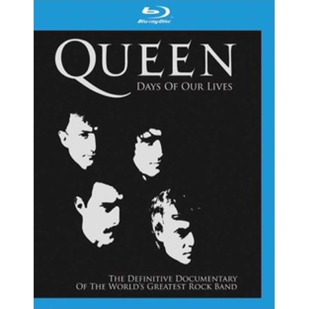 QUEEN-DAYS OF OUR LIVES (BLU RAY) (Blu-ray)