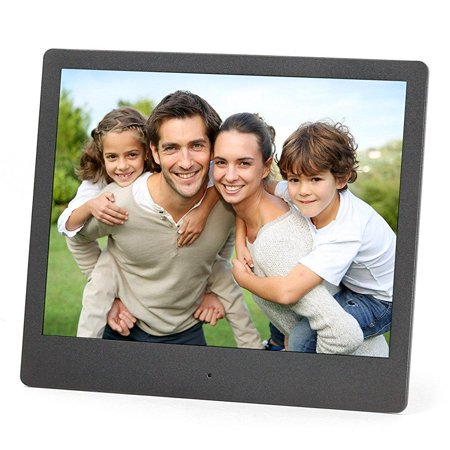 Micca Neo 8 Inch Digital Photo Frame With High Resolution Ips Lcd