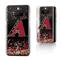 Arizona Diamondbacks D-Backs™ Confetti Clear Case for Galaxy S8