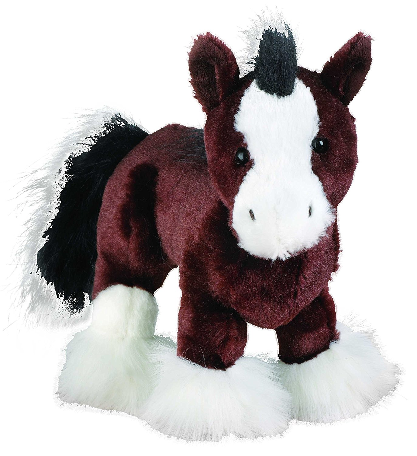 Clydesdale, Webkinz pets are very special plush animals By Webkinz