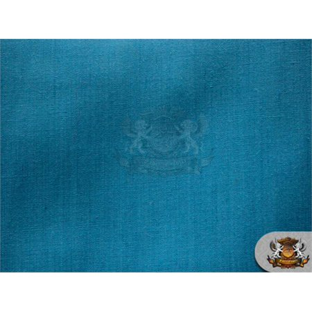 Polyester Cotton Broadcloth DARK TURQUOISE / 60