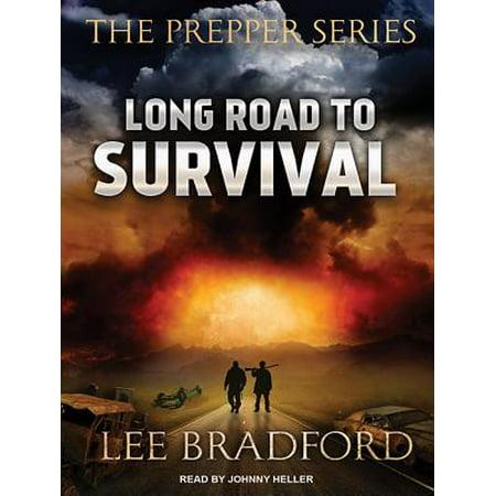 Prepper: Long Road to Survival: The Prepper Series (Audiobook) (Road Series)