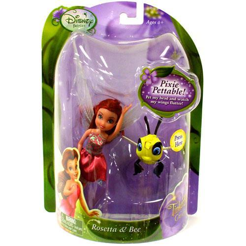 Disney Fairies Tinker Bell & The Great Fairy Rescue Rosetta & Bee Figure 2-Pack
