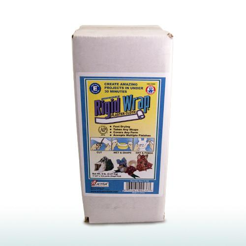 ACTÍVA 5 lb. Bulk Box of Rigid Wrap Plaster Cloth