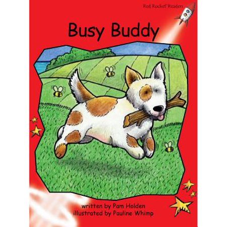 Bush Buddy - Red Rocket Readers: Busy Buddy (Paperback)