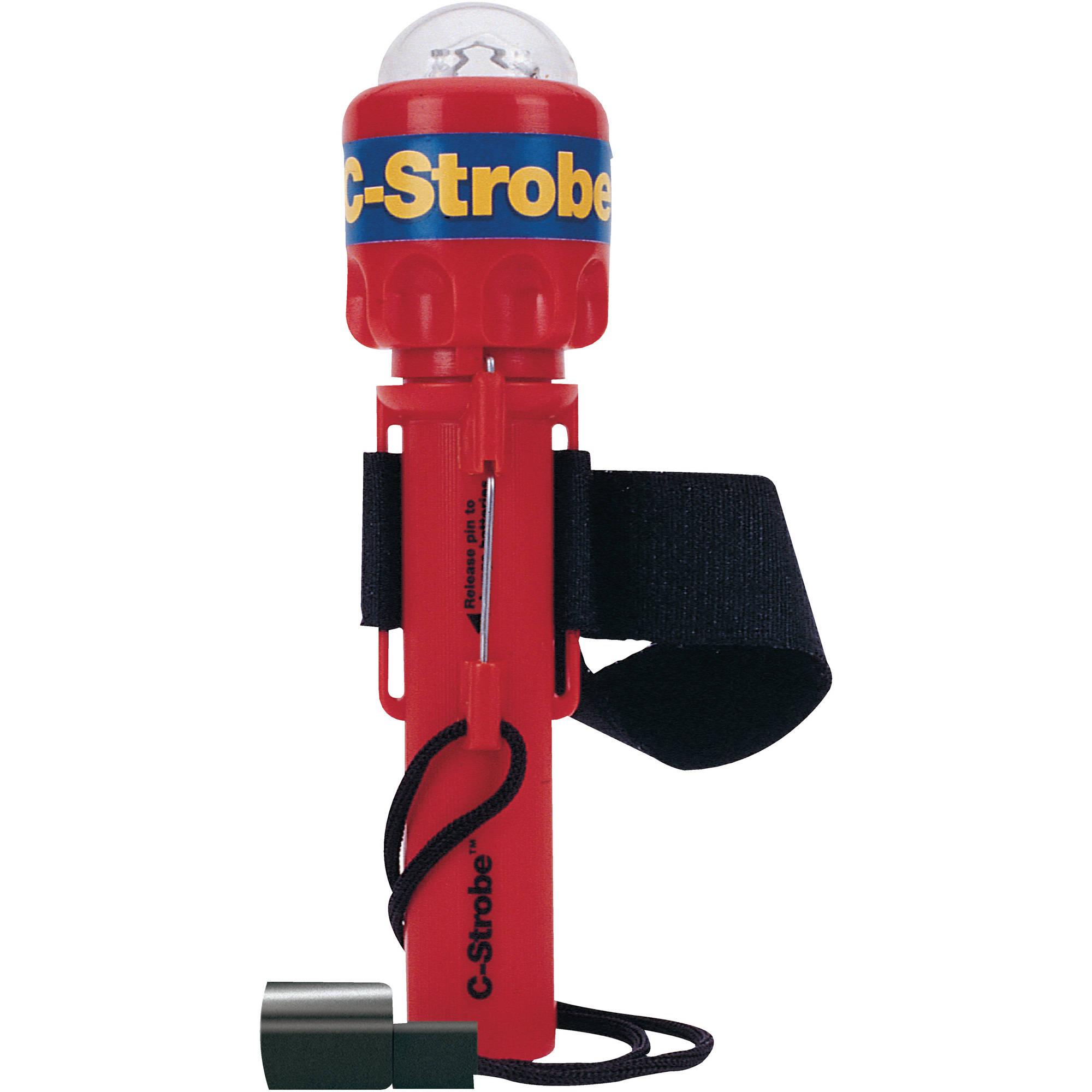 ACR Electronics 3959 C-Strobe Life Jacket Emergency Signal with C-Clip
