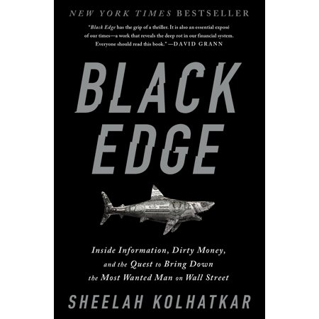 Black Edge : Inside Information, Dirty Money, and the Quest to Bring Down the Most Wanted Man on Wall Street](Info On Halloween)