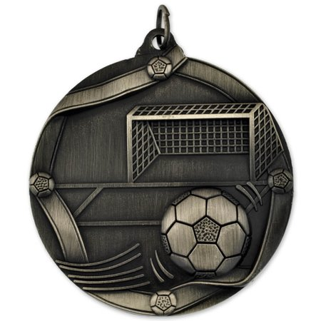 Soccer Award Sports Bulk Medal - Gold, Silver and Bronze!