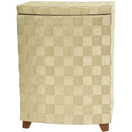 Oriental Furniture Laundry Hamper