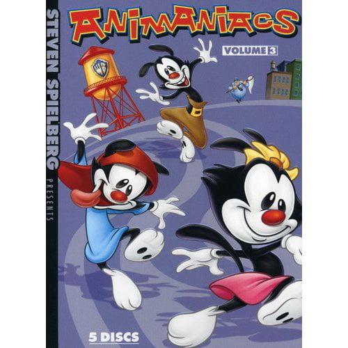 Animaniacs, Vol. 1-3