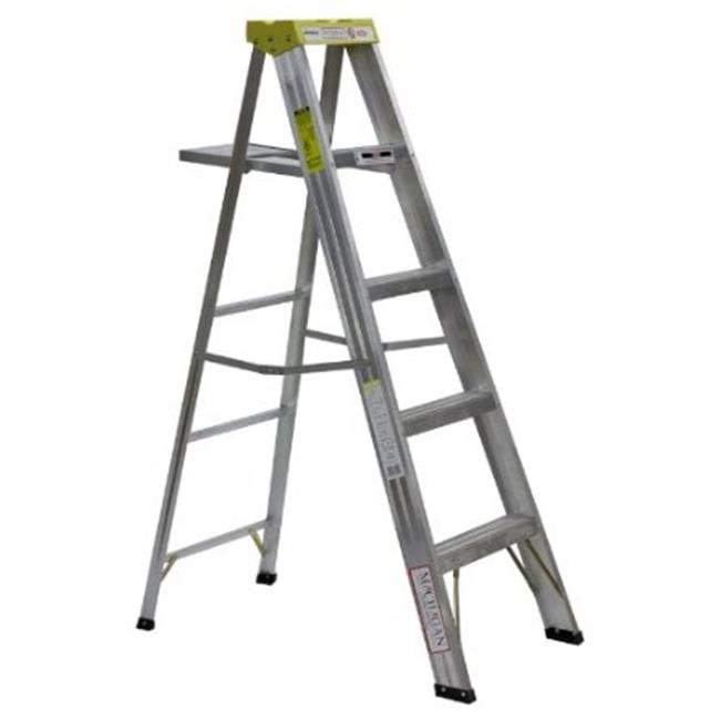 Michigan Ladder 331005 5 ft Michigan Commercial Aluminum Step Ladder