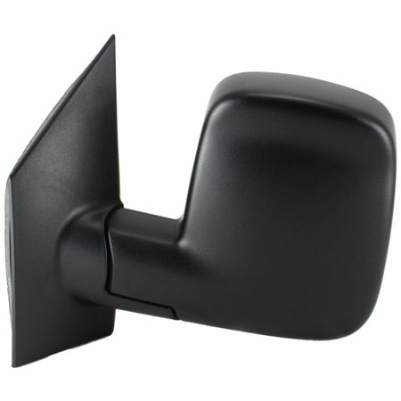 NEW POWER MIRROR MANUAL FOLDING LEFT FITS 03-07 CHEVROLET EXPRESS 1500