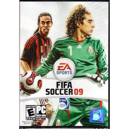 FIFA Soccer 09 PC DVD from EA Sports (Best Ea Sports Games For Pc)