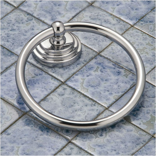 Gatco Marina Wall Mounted Towel Ring