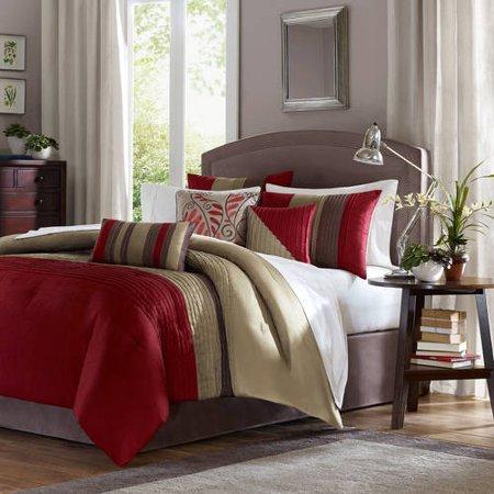 Home Essence Salem 7-Piece Comforter Set