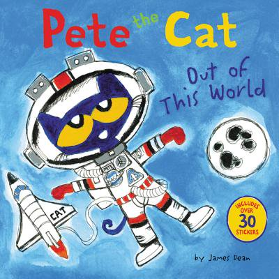 Pete the Cat: Out of This World (Paperback) (Make A Cat Tree Out Of Cardboard Boxes)