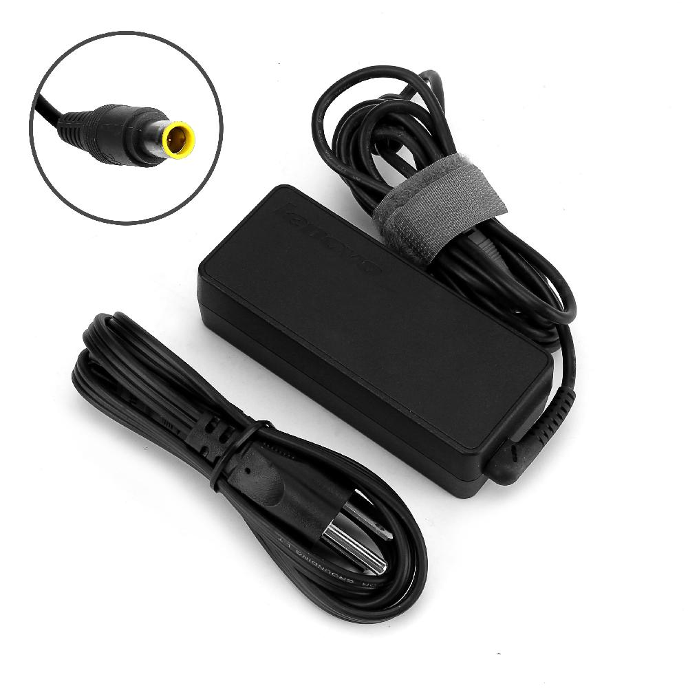 Lenovo Thinkpad T60 T60p T530 T510 T500 T430s T420 T410s T410i L530 L430 Original OEM Genuine AC Charger Power Adapter Cord 90W