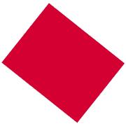 "Pen+Gear Bright Red Poster Board Paper, 22"" x 28"", 1 Sheet"