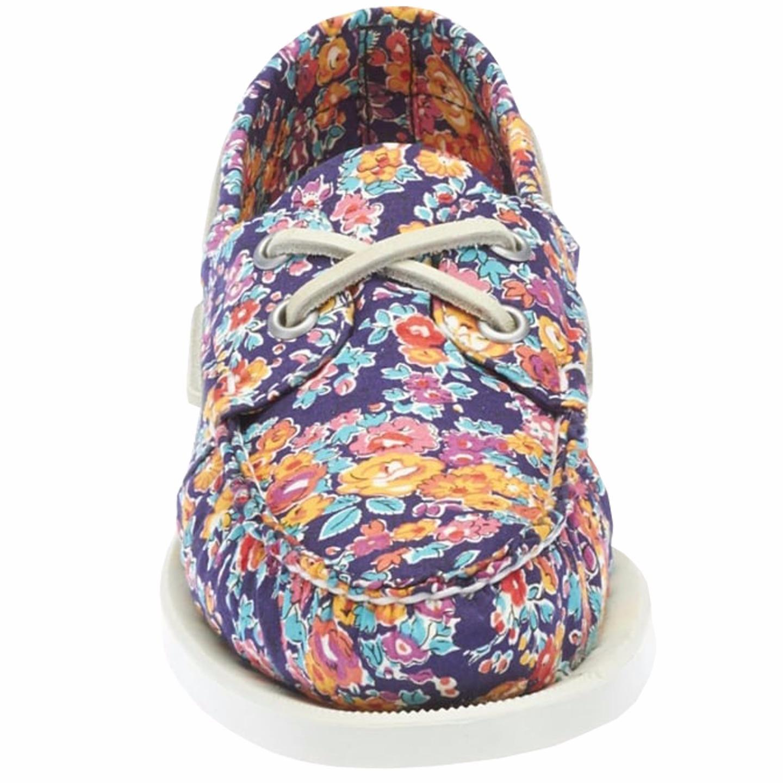 Sebago® Women/'s  Docksides Boat Shoes Tatum Print 9.5 M