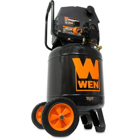 WEN 10-Gallon Oil-Free Vertical Air Compressor