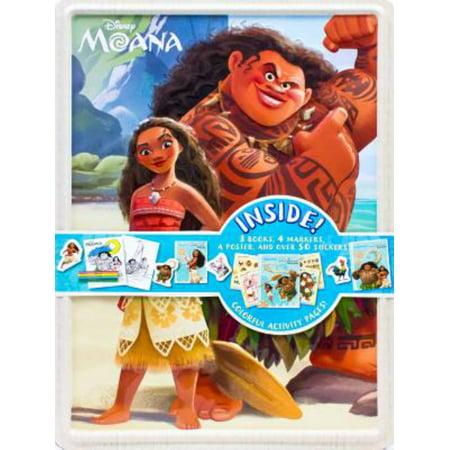 Disney Moana Collectors Tin