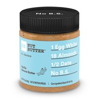 RXBAR Vanilla Almond Butter Whole Food Nut Butter, Gluten-Free, 10 Oz