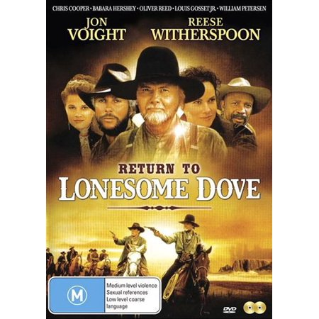 The Return To Halloweentown (Return To Lonesome Dove (DVD))
