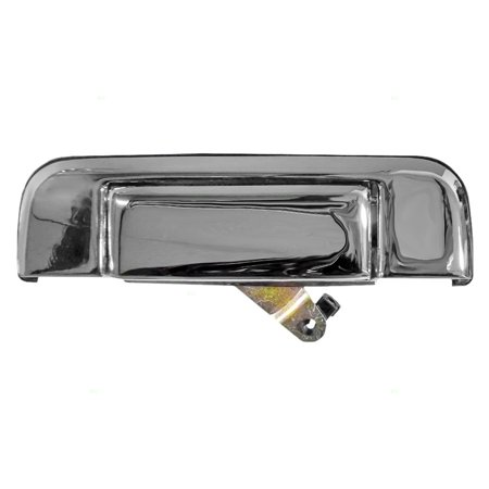 Chrome Tailgate Handle Replacement for Toyota Pickup Truck 690900K060 ()