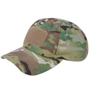 Tru-Spec 3328000 Mens OSFA Multi-Cam Nylon Cotton Ripstop Contractor Cap