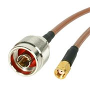 Startech NRPSMA1MM M-RPSMA Wireless Antenna Cable