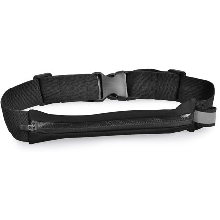 Avantree KSAM-004-BLK Kangaroo Sports Waist Pack, Black