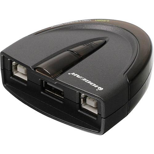 IOGEAR 2-Port USB 2.0 Automatic Printer Switch