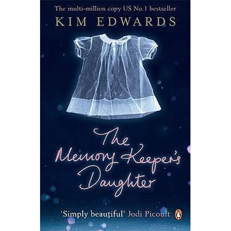 Frame Cover Memory Book - The Memory Keeper's Daughter (Paperback)