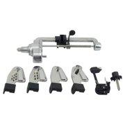 Felji Spiralizer PLUS Peel, Core and Slicer for KitchenAid Stand Mixer KSM1APC