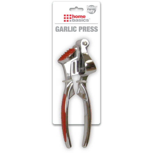 Zinc Garlic Press by Home Basics