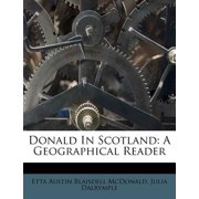 Donald in Scotland : A Geographical Reader