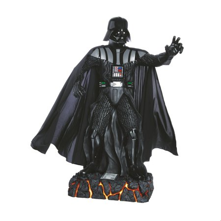 Star Wars Life (Star Wars Life Size Darth Vader Halloween Decoration Statue )